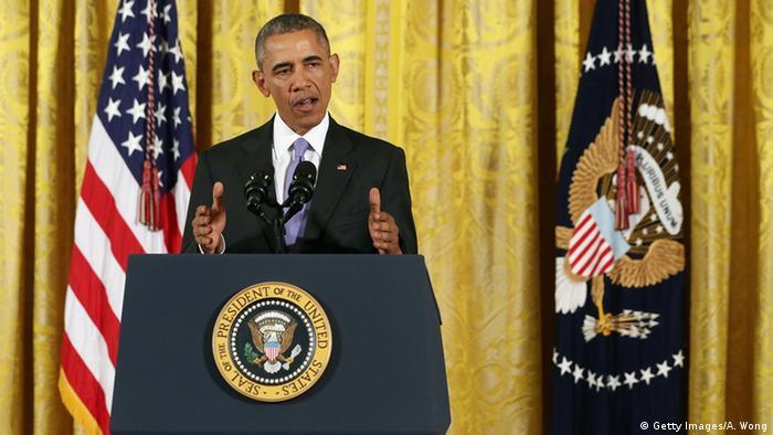 Barack Obama objavljuje dogovor s Iranom