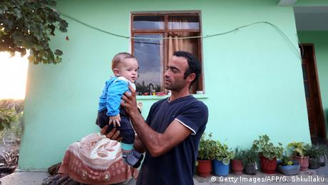 Albaner in Griechenland