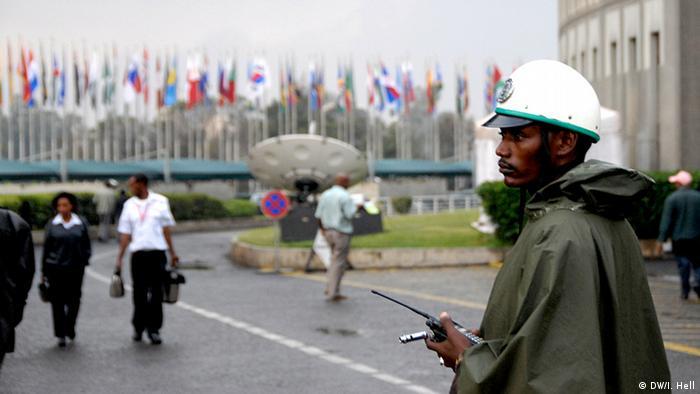 UN-Finanzierungskonferenz in Addis Abeba