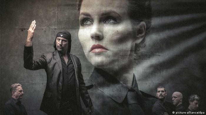 Die Band Laibach (picture-alliance/dpa)