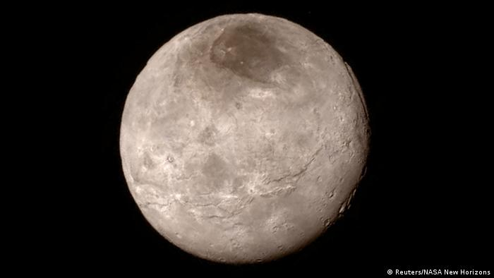 Kerberos Moon Of Plluto: NASA Releases New Images Of Frozen Plain On Planet Pluto