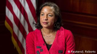 USA Nationale Sicherheitsberaterin Susan Rice