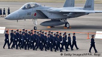 Japan Militär Soldaten Luftwaffe