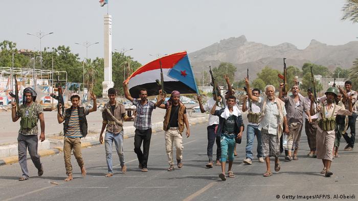 Jemen Separatisten