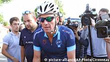 Lance Armstrong Le Tour One Day Ahead Frankreich