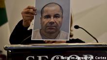 Mexiko Suche nach Drogenboss Joaquin El Chapo Guzman