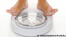Symbolbild Waage Gewicht