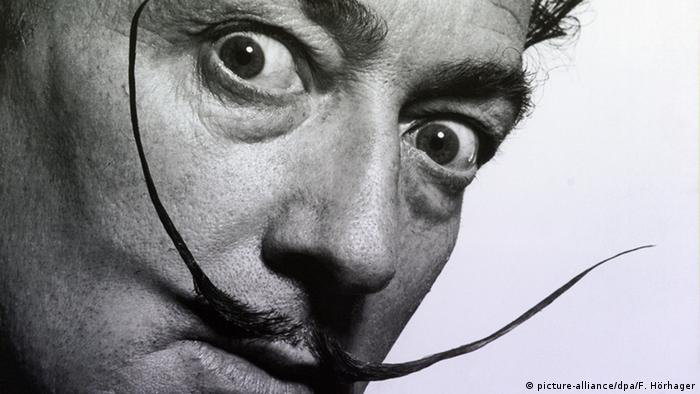 Salvador Dalí Soll Exhumiert Werden