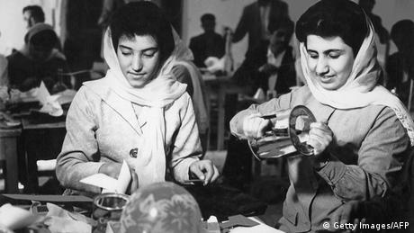 Bildergalerie Afghanistan vor Taliban