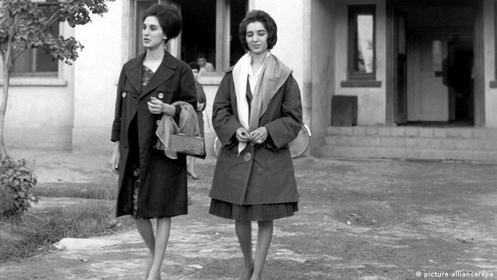 Жінки на вулицях Кабула