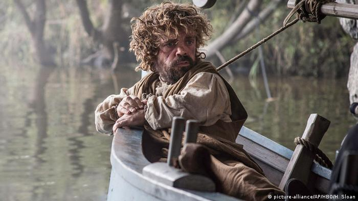 Tyrion Lannister (Peter Dinklage) in Game of Thrones. Copyright: picture-alliance/AP/HBO/ H. Sloan