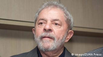 Brasilien ehemaliger Präsident Luiz Inacio Lula da Silva