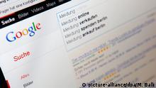 Deutschland Google-Suche