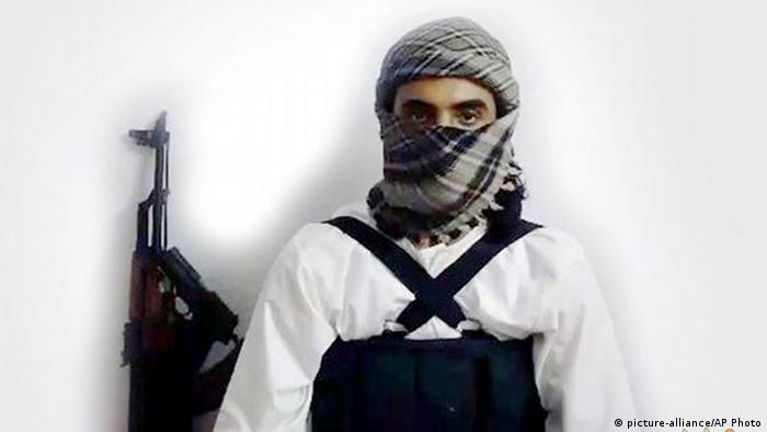 Symbolbild Kämfer Islamischer Staat