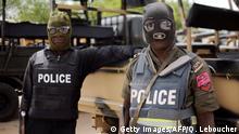 Nigeria Sicherheitskräfte Kampf gegen Boko Haram