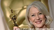 79. Oscar-Verleihung Preisträger 2007 Helen Mirren