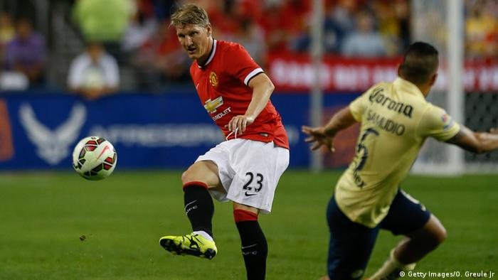 USA Bastian Schweinsteiger (Testspiel Manchester United vs. Club America)