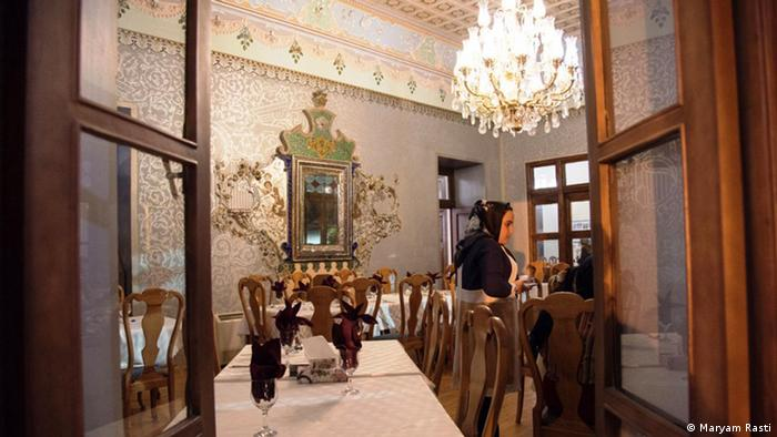 Iran Shapouri Haus (Bildergalerie)