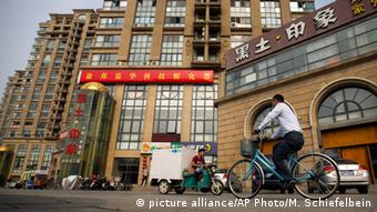 China Fengrui law firm in Peking (picture alliance/AP Photo/M. Schiefelbein)