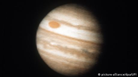 Weltraum Planeten (Bildergalerie) Jupiter November 1973