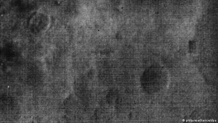 Weltraum Planeten (Bildergalerie) Mars Juli 1965