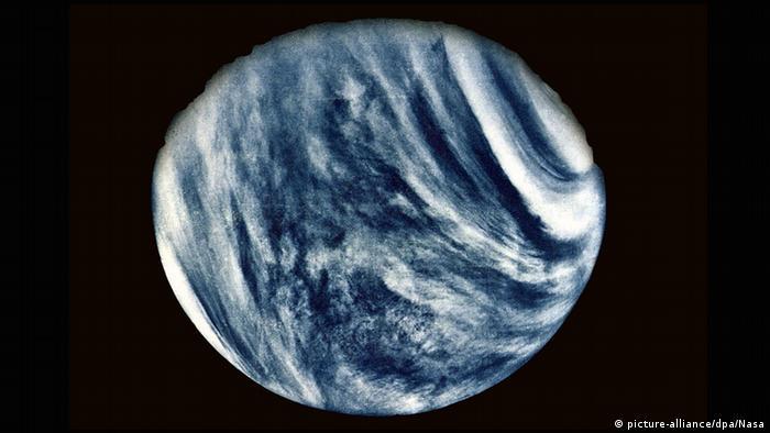 Weltraum Planeten (Bildergalerie) Venus Februar 1974