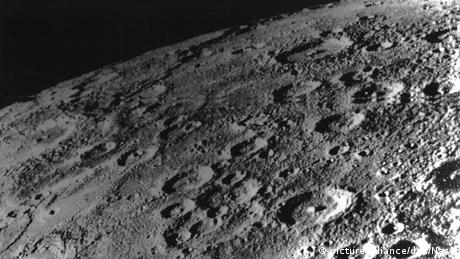 Weltraum Planeten (Bildergalerie) Merkur 1974