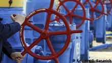 Symbolbild Ukraine Gas Heizung Versorgung Kosten Preise Anstieg Protest