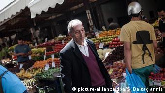 Markt in Athen