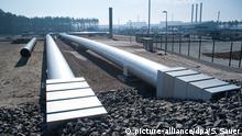 Ukraine Pipelines gen Westen