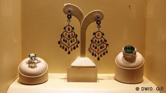 Griechenland Run auf Luxusgüter Schmuck