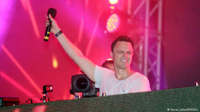 Top 10 DJs from Germany | All media content | DW | 20 07 2015