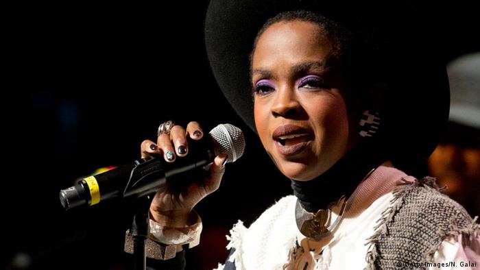 Lauryn Hill (Getty Images/N. Galai)
