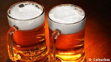 Bier Glas Theke Bar