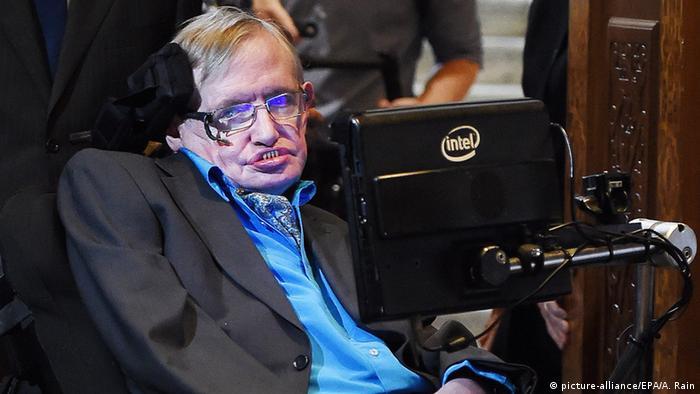 Stephen Hawking Suche nach außerirdischem Leben