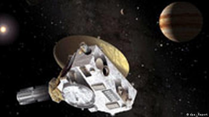 NASA-Sonde New Horizons startet zum Pluto