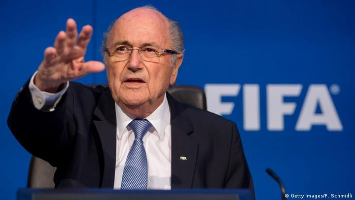Suíça abre ação criminal contra Blatter | Leia as principais ...