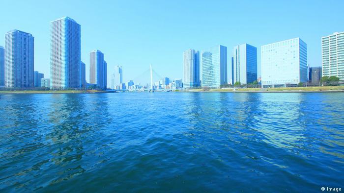 Japan Bucht von Tokio