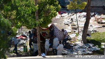Türkei Explosion in Suruc