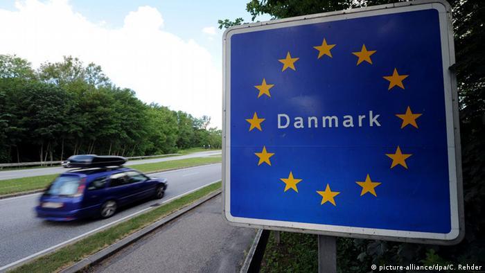 Deutschland, Grenze zu Dänemark