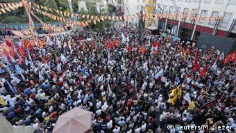 Türkei Proteste in Istanbul