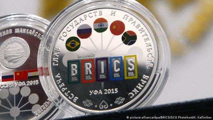 Symbolbild Neue BRICS-Bank eröffnet