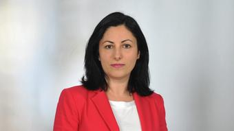 Seda Serdar, editor in chief of the Turkish department (Photo: DW)