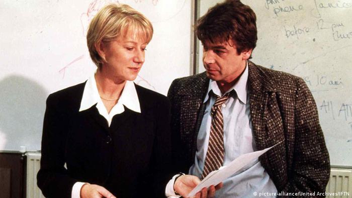 Helen Mirren in 'Prime Suspect'