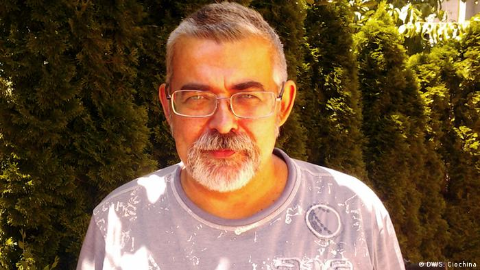 Jurnalistul Serghei Ilcenco