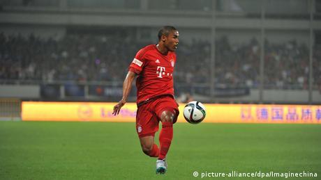 Shanghai Freundschaftsspiel FC Bayern vs Inter Mailand Douglas Costa