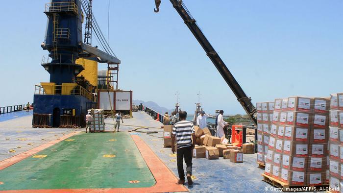 Yemen açıklarındaki Türk gemisinde patlama