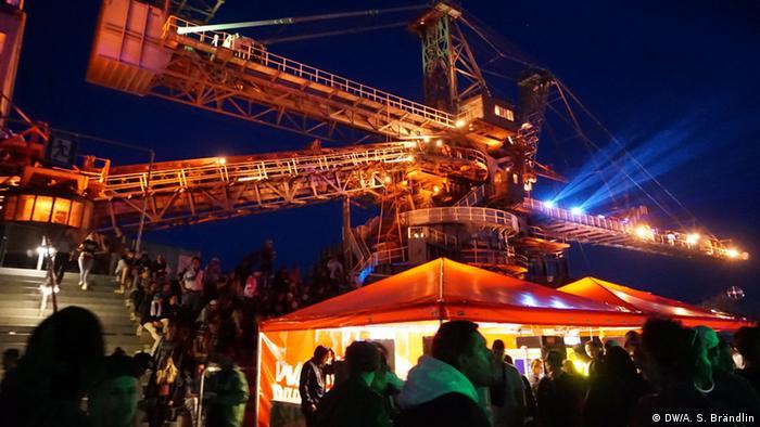 Splash-Festival (Foto: DW/A. S. Brändlin)
