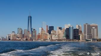 USA New York Skyline One World Trade Center