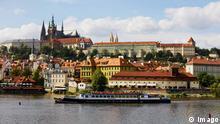 Tschechien Prag Stadtansicht